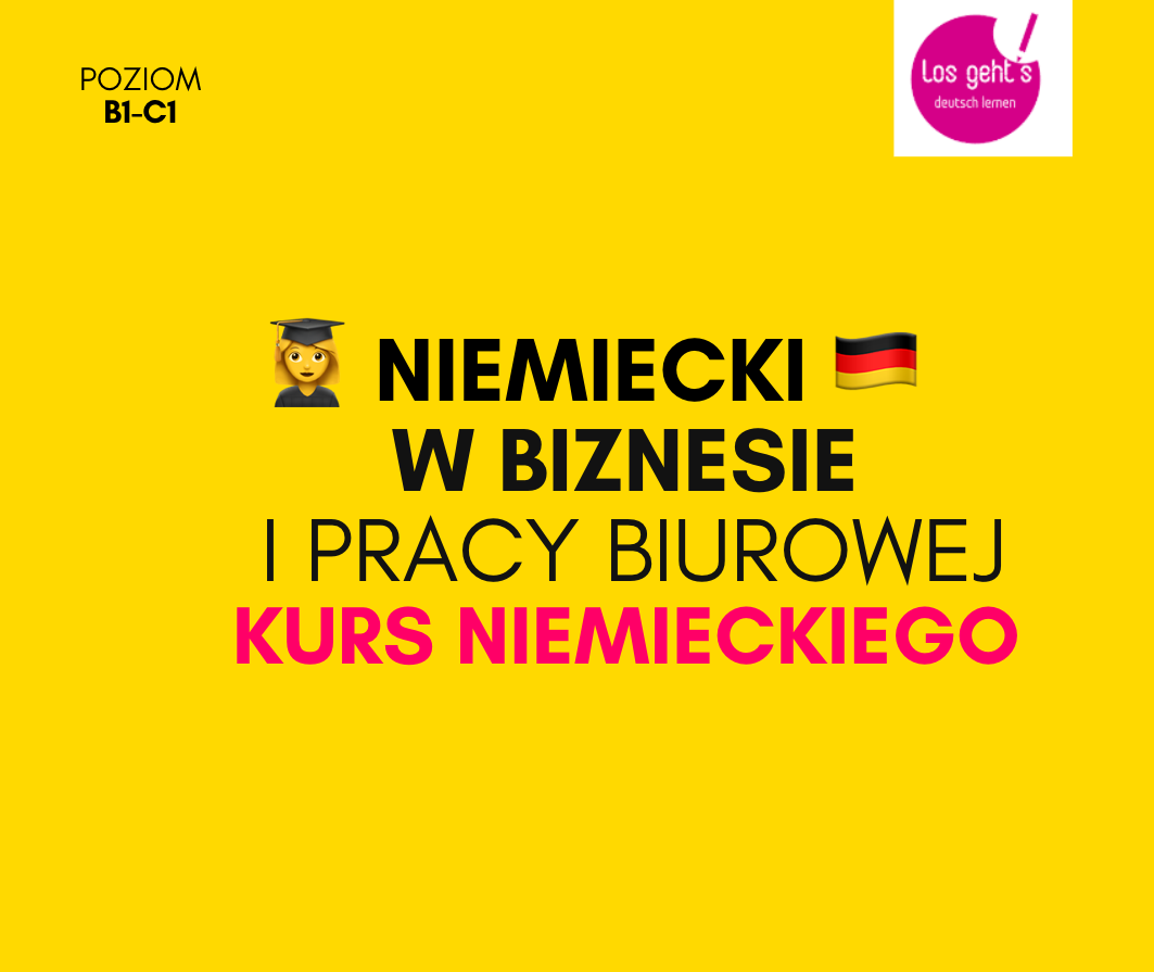 jezyk niemiecki w biznesie kurs