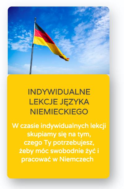 korepetycje jezyka niemieckiego lekcje kurs niemieckiego online indywidualnie